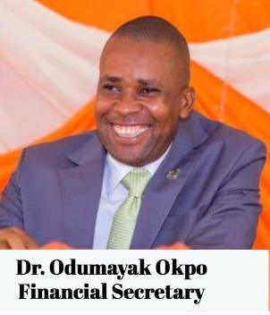 Dr. Odumayak Okpo