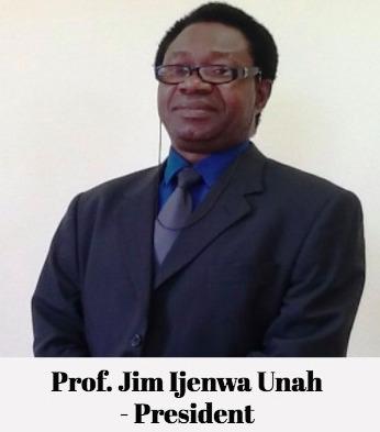 Prof. Jim Ijenwa Unah