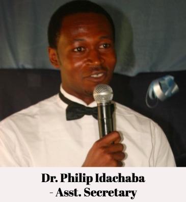 Dr. Philip Idachaba