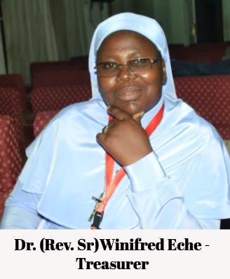 Rev. Sr. Dr. Winifred Eche